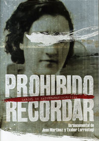 (DVD) PROHIBIDO RECORDAR