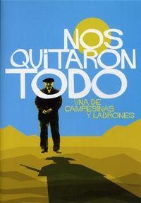 (DVD) NOS QUITARON TODO - UNA DE CAMPESINAS Y LADRONES