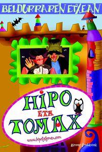 (dvd)   Beldurraren Etxean - Hipo Eta Tomax