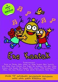 (dvd) Ene Kantak - Batzuk / Ene Kantak