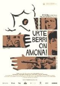 (dvd)  Urte Berri On Amona! - Pedro Otaegi