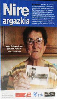 Nire Argazkia - Dvd - Jokin Etcheverria