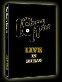 Live In Bilbao - Dvd - The Cherry Boppers