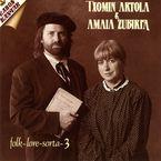T. ARTOLA & A. ZUBIRIA * FOLK-LORE-SORTA 3 (LP)
