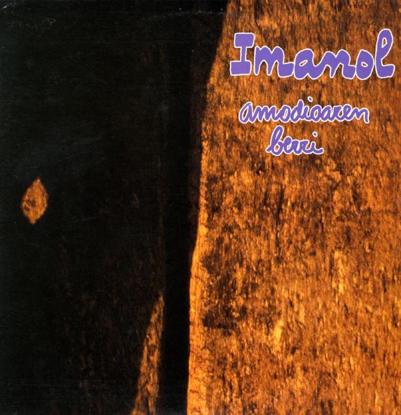 Amodioaren Berri (lp) - Imanol