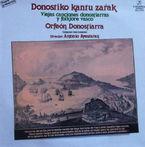 Donostiako Kantu Zaharrak (lp) - Orfeon Donostiarra