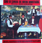 Coro De Camara Del Orfeon Donostiarra (lp) - Coro De Camara Del Orfeon Dono