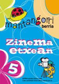 (4 Dvd)  Mantangorri - Zinema Etxean 5 - Batzuk