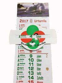 2017 - SEASKA EGUTEGIA