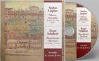 LASPIUR, SCHUBERT: SCHERZO*TARANTELLA, LA TRUCHA * ENSEMBLE LA CUERDA DE ORO