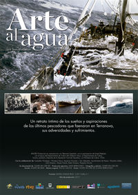 Arte Al Agua, Los Bacaladeros De Terranova (dvd) - Olivier Van Der Zee