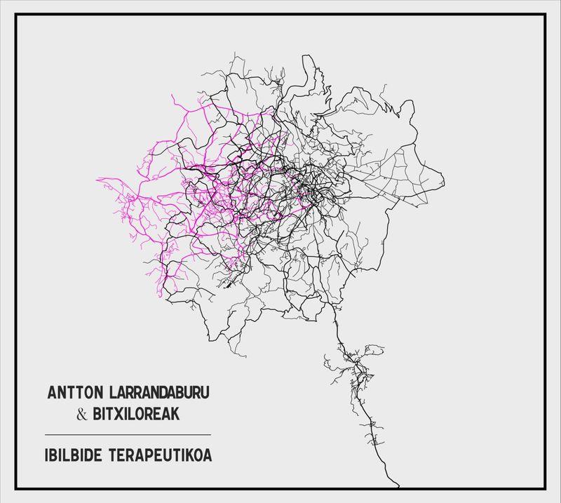 ANTTON LARRANDABURU ETA BITXILOREAK * IBILBIDE TERAPEUTIKOA