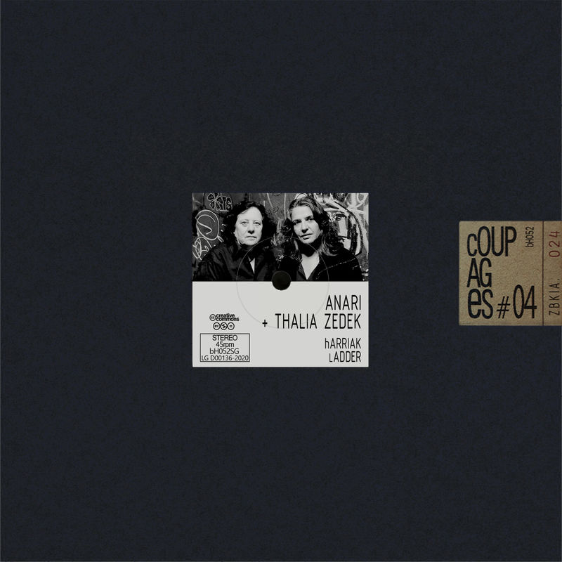 (SINGLE) ANARI + THALIA ZEDEK * COUPAGES#04