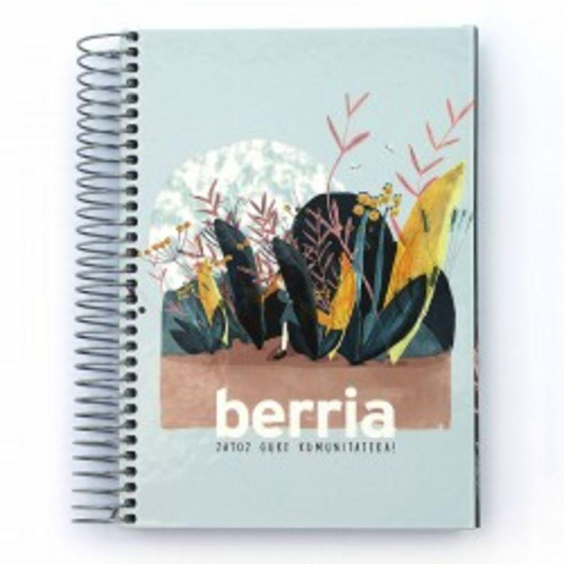 2021 BERRIA AGENDA ESPIRALDUNA EGUNA BISTAN