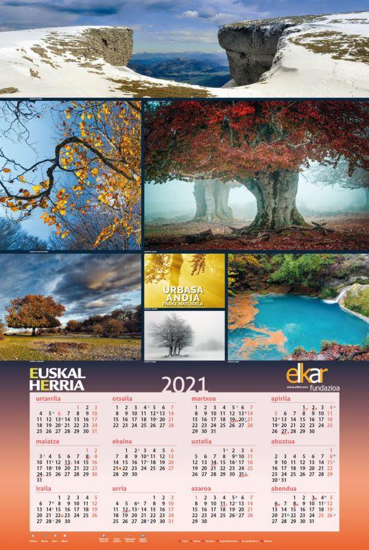 2021 - EGUTEGIA ELKAR / SUA