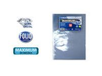B / 10 FUNDAS MULTITALADRO FOLIO MAXIMUN REF: 48810