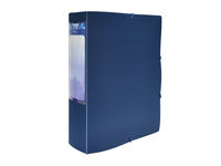 CAJA PROYECTOS BUSSINES BOX AZUL R: 52729