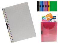 COLOR LINE * CLIP-IT PINZA PLASTICO R: 60111
