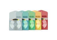 PAQ / 10 SOBRE CDs C / VEL. PROTEC. TRANS. R: 90361