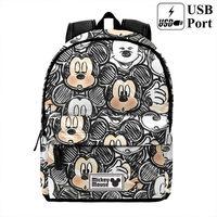 Classic Mickey * Mochila Hs Oh Boy R: 37540 -