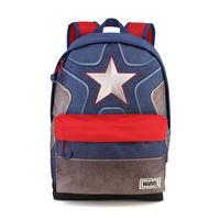 Capitan America * Mochila Hs Suit -