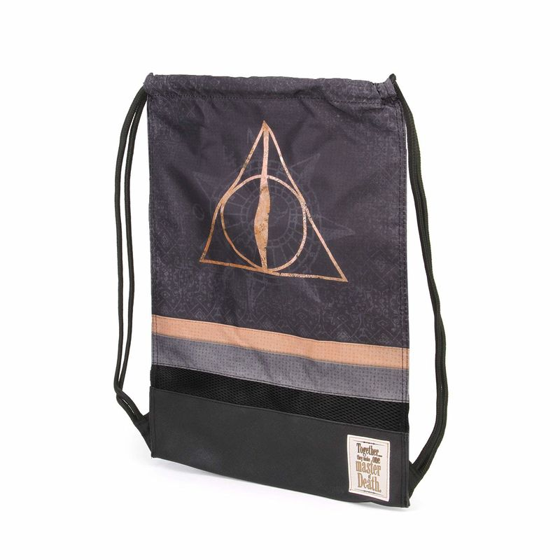 HARRY POTTER * SACO STORM DEATHLY HAL