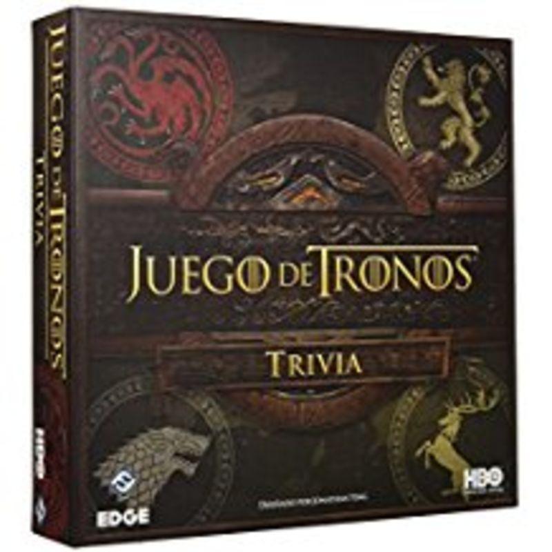 JUEGO DE TRONOS TRIVIA R: FFHBO10
