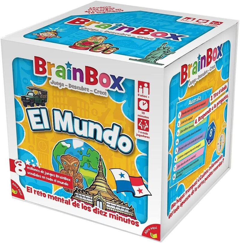 brainbox el mundo -