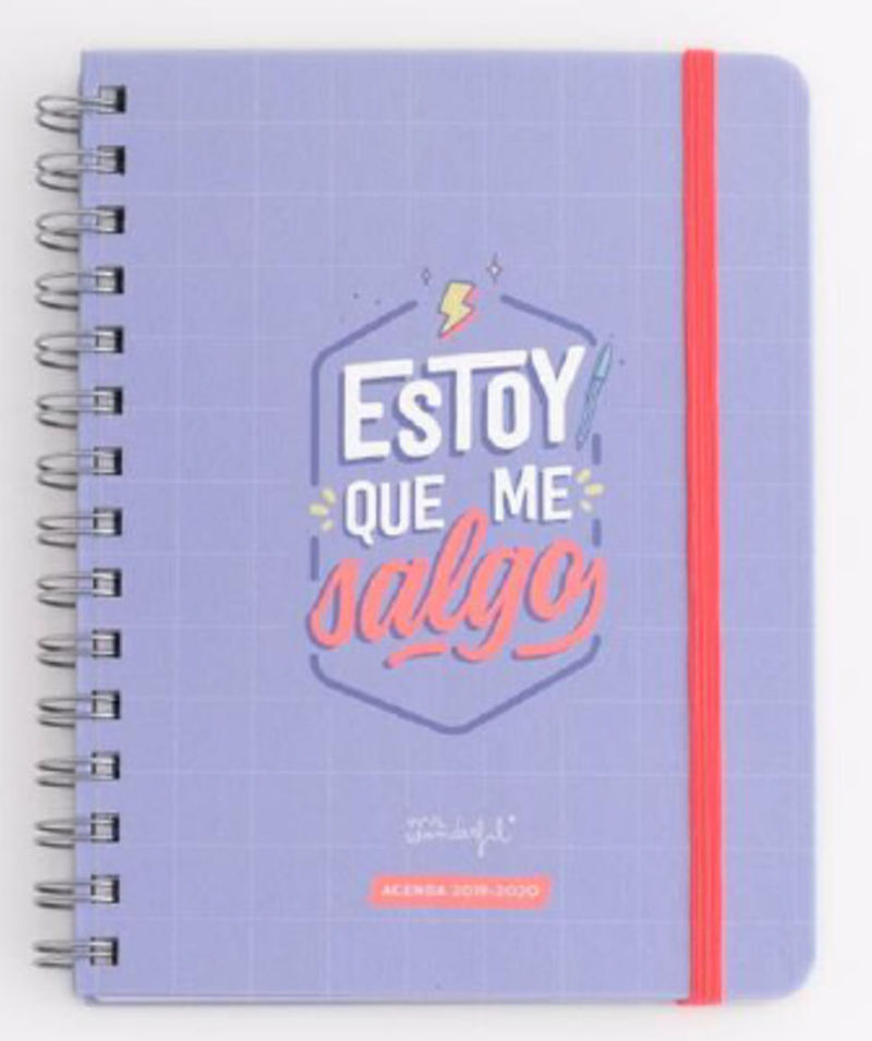 MR. WONDERFUL * AGENDA ROTU 19 / 20 SEMANA VISTA ESTOY QUE ME SALGO