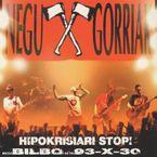 Hipokrisiari Stop! (zuzenean) - Negu Gorriak