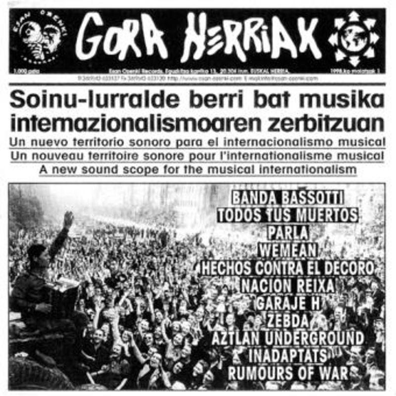GORA HERRIAK 95-98