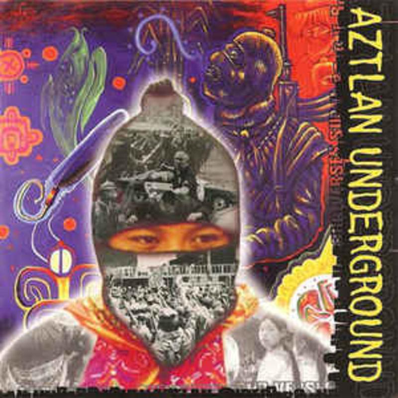 sub-verses - Aztlan Underground