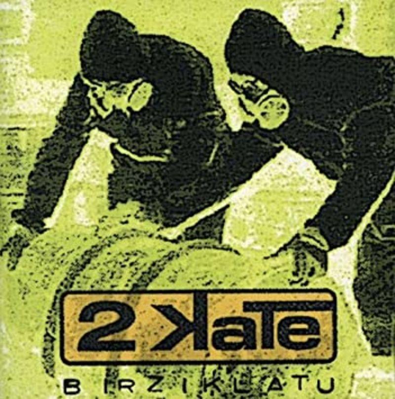 birziklatu - 2 KATE