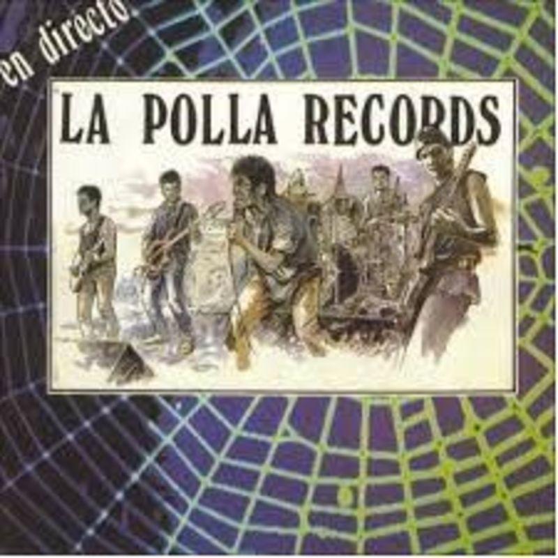 """""""en Directo"""" - La Polla Records"""