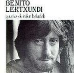 Gaueko Ele Ixilen Baladak - Benito Lertxundi