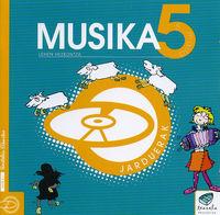 LH 5 -TXANELA- CD MUSIKA JARDUERAK