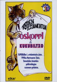 (dvd) Katuen Testamendua - Oskorri & Kukubiltxo