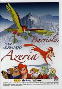 (dvd) Barriola San Adriango Azeria - Batzuk