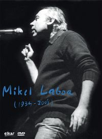 (dvd+cd)  Mikel Laboa (1934-2008) - Mikel Laboa