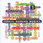 Euskal Herriko Musika 1. Konpilazioa (2 Cd) - Batzuk