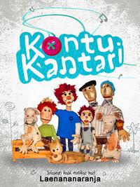 (dvd) Kontu Kantari 1 - Jolasean Ikasi, Musikaz Hazi - Kontu Kantari