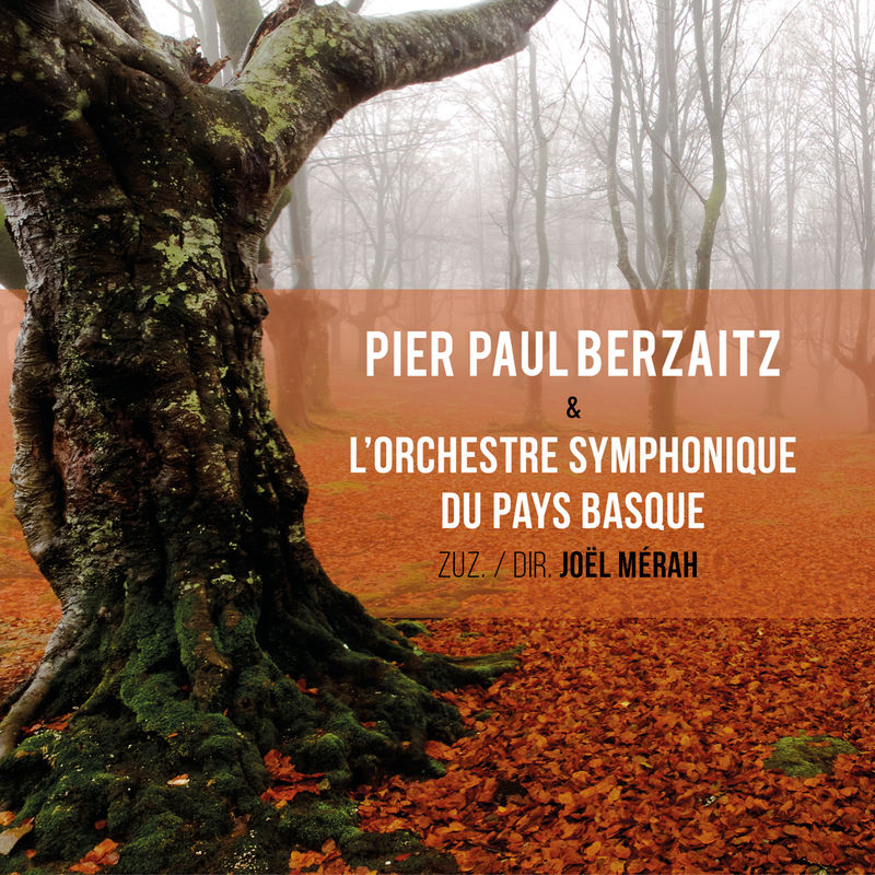 Pier Paul Berzaitz & L'orchestre Symphonique Du Pays Basque - Pier Paul Berzaitz
