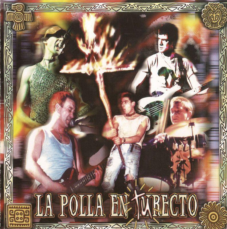 (lp) en tu recto - La Polla Records