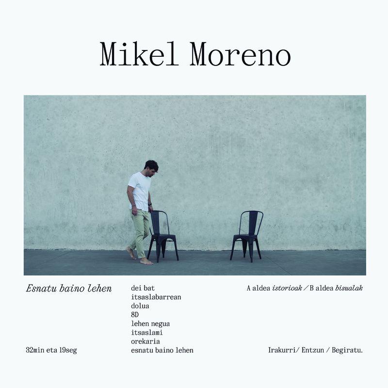 esnatu baino lehen - Mikel Moreno