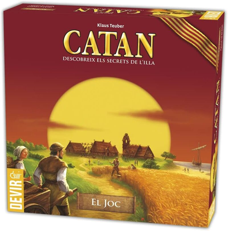 CATAN - CATALAN R: BGCAT