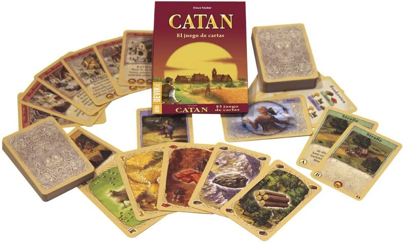 CARTAS MINI CATAN R: BGCATMN