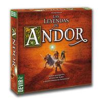 LAS LEYENDAS DE ANDOR R: BGANDOR