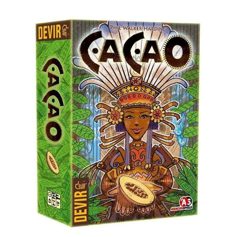 CACAO R: BGCACAO