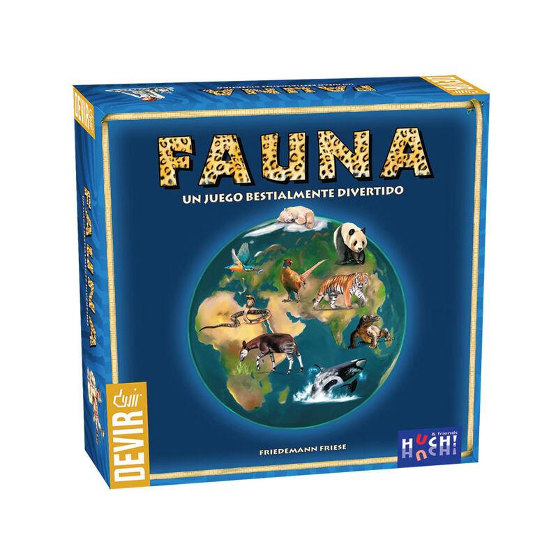 Homoludicus * Fauna R: Bghfauna -