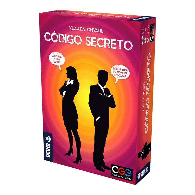 CODIGO SECRETO R: BGCOSE